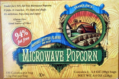 Microwave Popcorn - Product