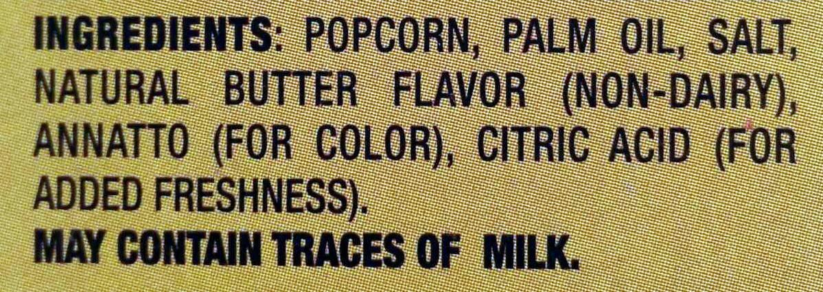Microwave Popcorn Trader Joe S 8 4 Oz 238g