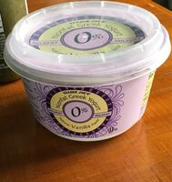 Trader joe's, greek yogurt, vanilla nonfat - Nutrition facts - en
