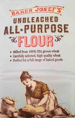Baker Josef's unbleached all purpose flour - Product