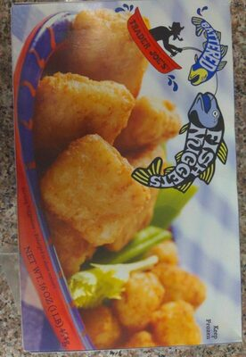Trader Joe's Battered Fish Nuggets - Product - en