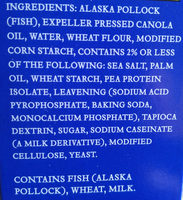 Trader Joe's Battered Fish Nuggets - Ingredients - en