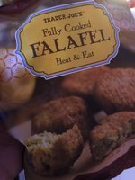 Fully Cooked Falafel - Product