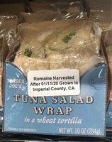 tuna salad wrap - Product