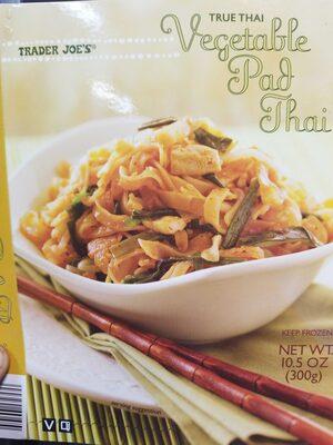 Trader Joes Vegetable Pad Thai - Product - en