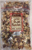 Oregon Hazelnuts Dry Roasted & Unsalted - Product - en