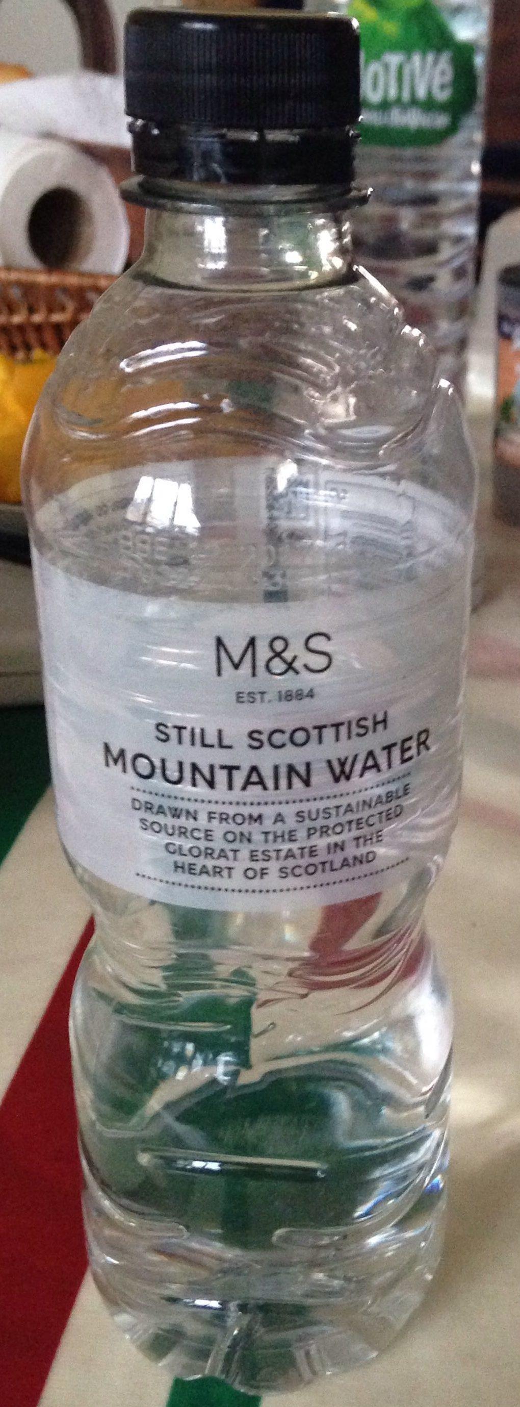 Still Scottish Mountain Water - Product - fr