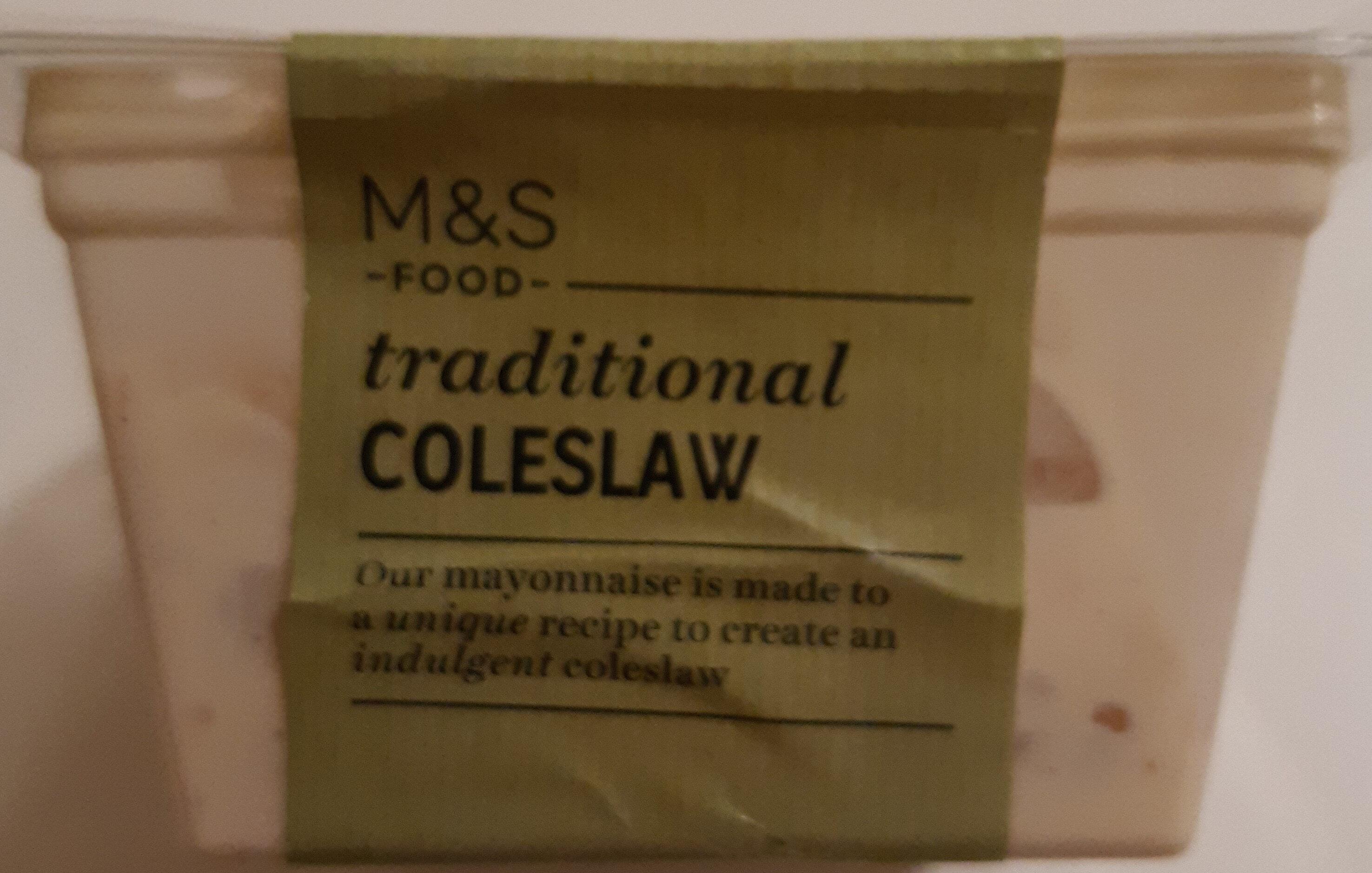 Coleslaw - Product