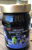 Organic Concord Grape Jelly - Product - en