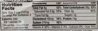Beef Bolognese Ravioli - Nutrition facts - en
