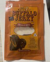 buffalo Jerkey sweet n spicy - Product - en