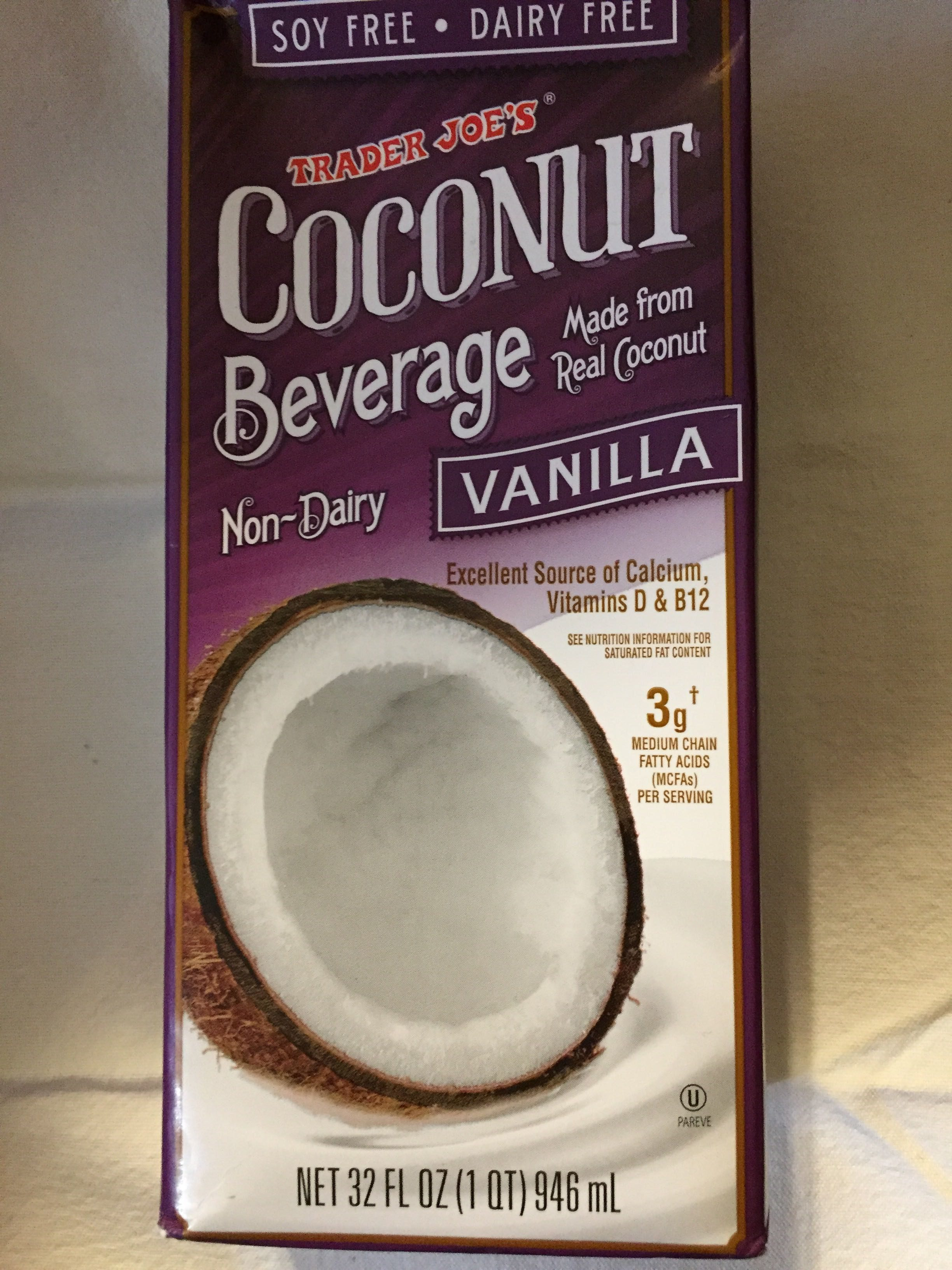 Coconut beverage - Product - en
