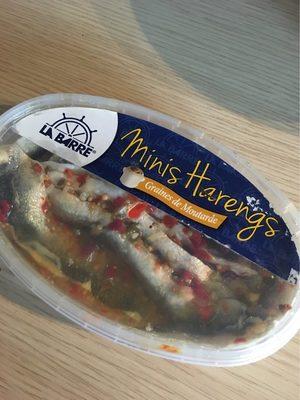 Minis Hareng - Product - fr