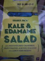 Kale & Edamame - Product
