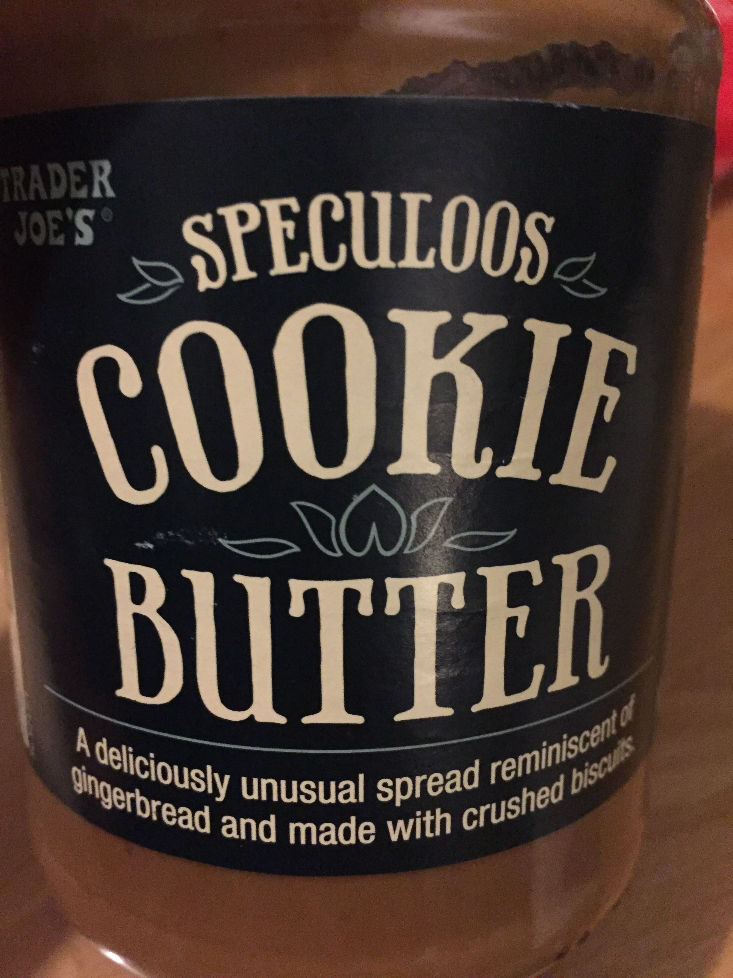 Cookie Butter - Product