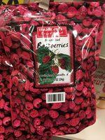 Freeze Dried Raspberries - Product - en