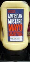 American Mustard Mayo - Produit