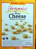 Organic mini cheese sandwich crackers - Product