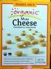Organic mini cheese sandwich crackers - Product