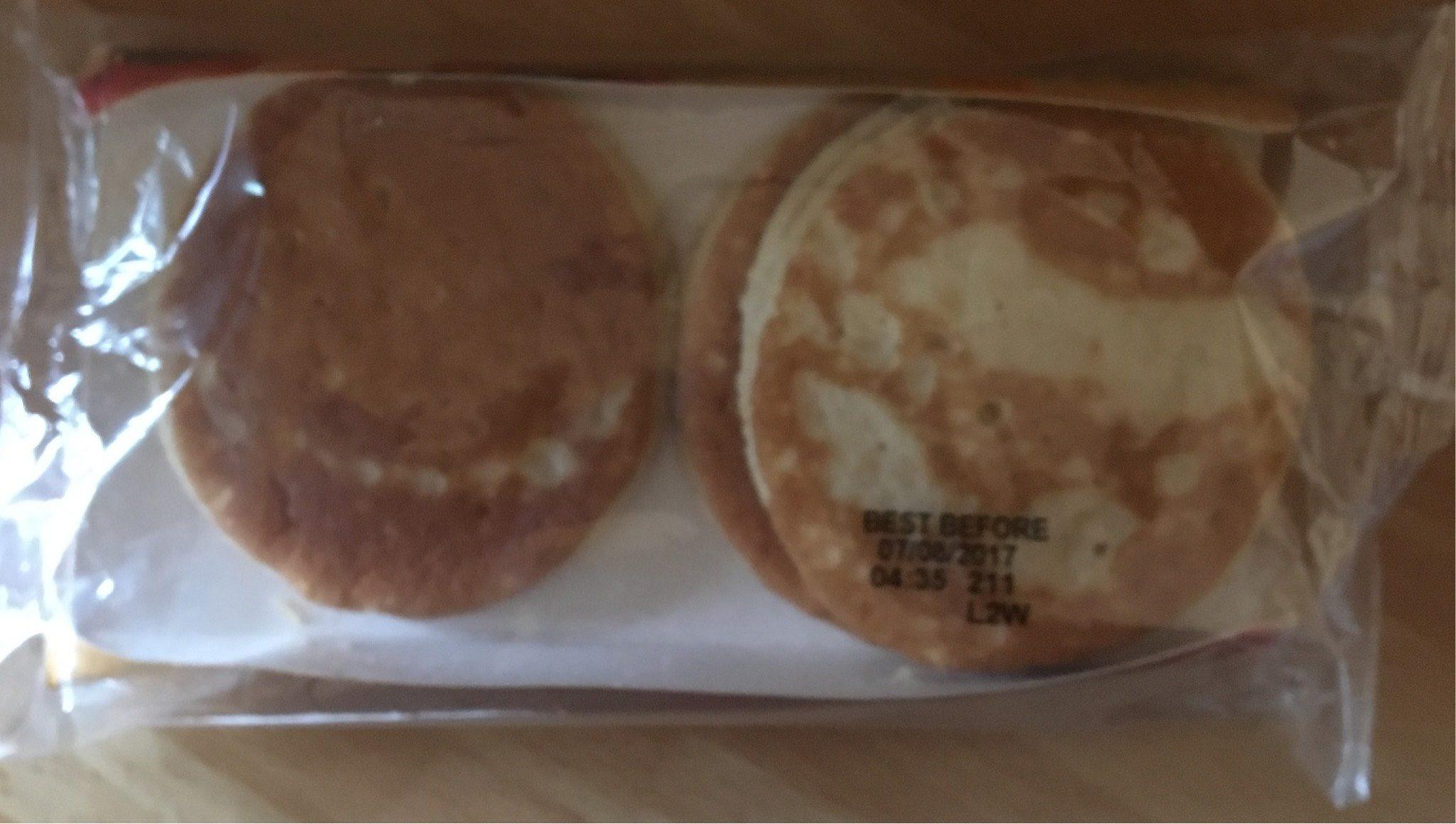 Pancakes mandarin orange - Product
