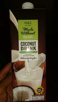 Coconut drink - Product