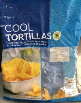 Cool tortillas - Product