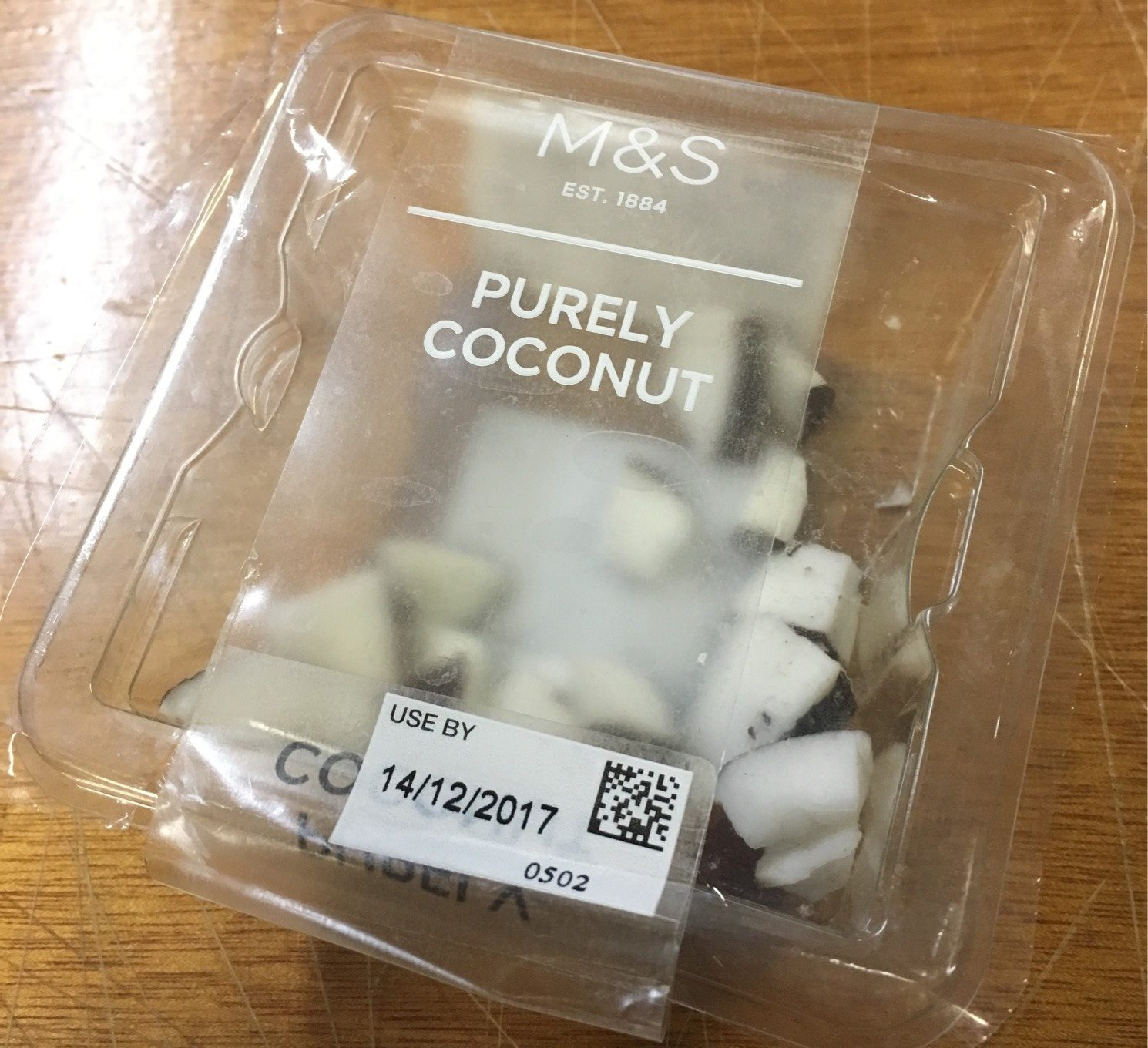 Purely coconut - Product