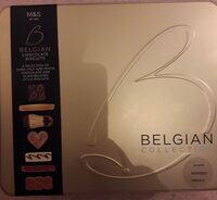 Belgian Chocolate biscuits - Produit - fr