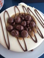 Salted Caramel Cheesecake - Product - fr