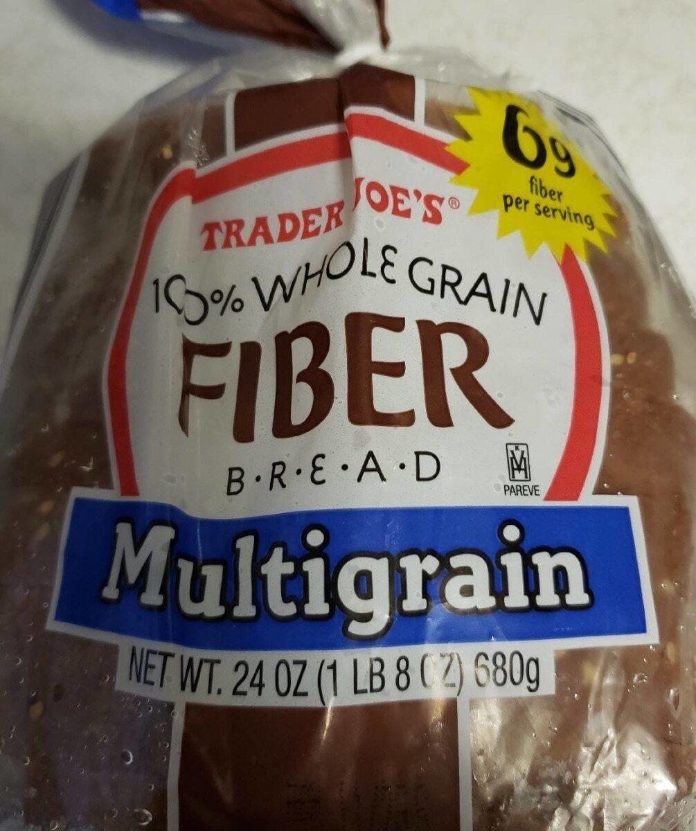 Multigrain Fiber bread - Product