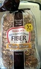 100% Whole Grain Fiber Bread - Produit