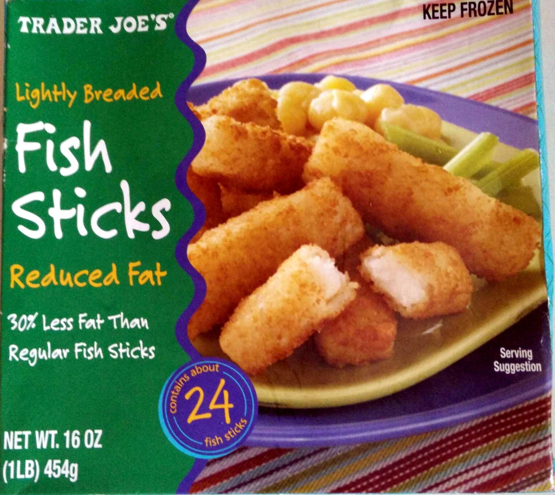 Fish Sticks - Product