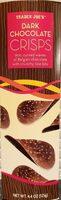 Dark Chocolate Crisps - Product - en
