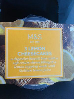 Lemon Cheesecake - Product