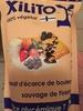 Xilito 100% végétal - extrait d'écorce de bouleau sauvage de Finlande - Product