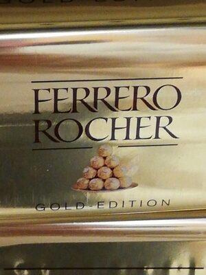 Bombon Ferrero rocher t30 375 GRS - Producte - es