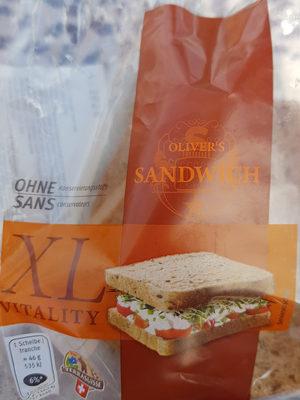 oliver's sandwich- xl vitality - Produit