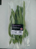 Stringless beans - Product