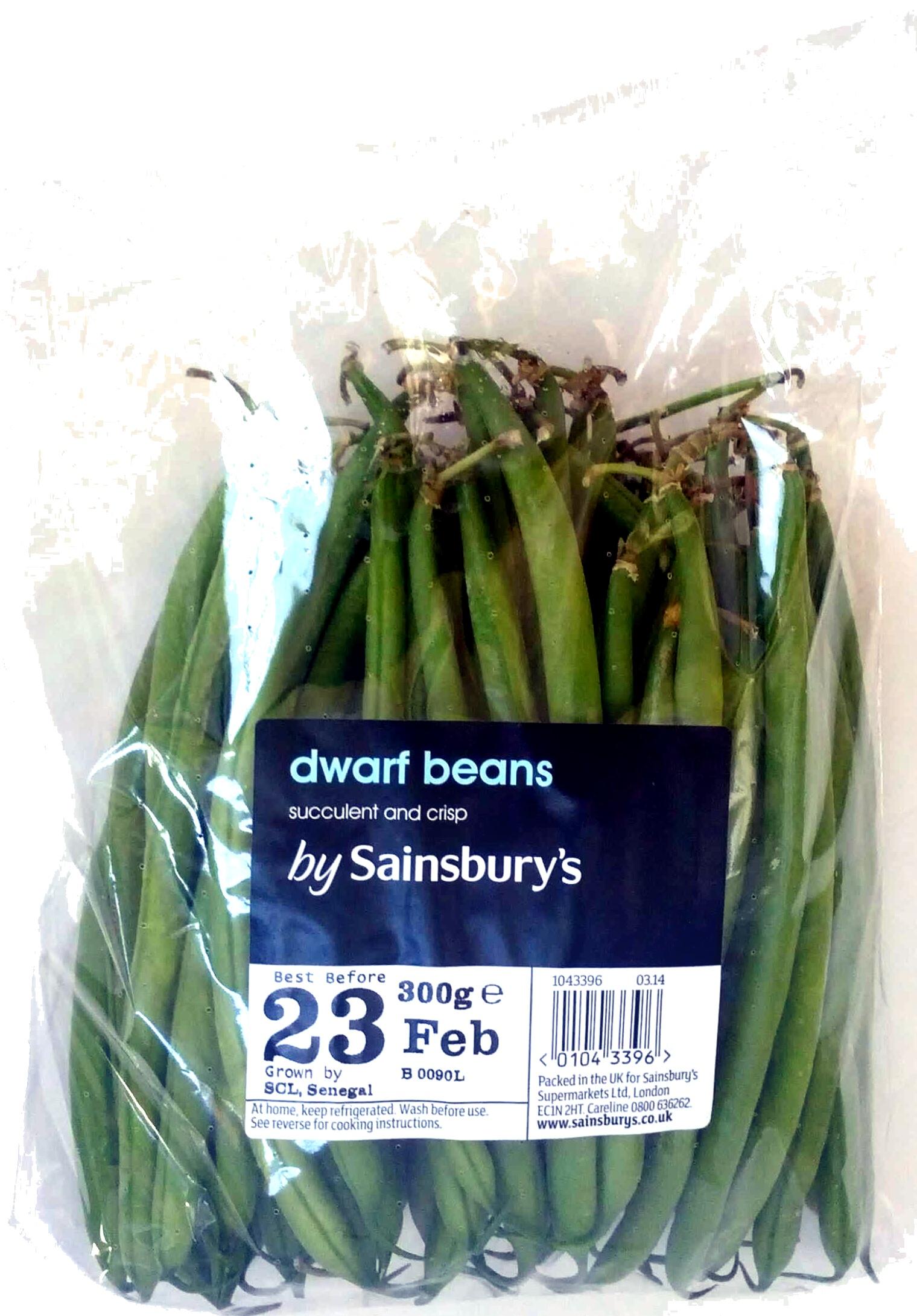 Dwarf beans - Produit - en