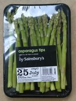 asparagus tips - Product