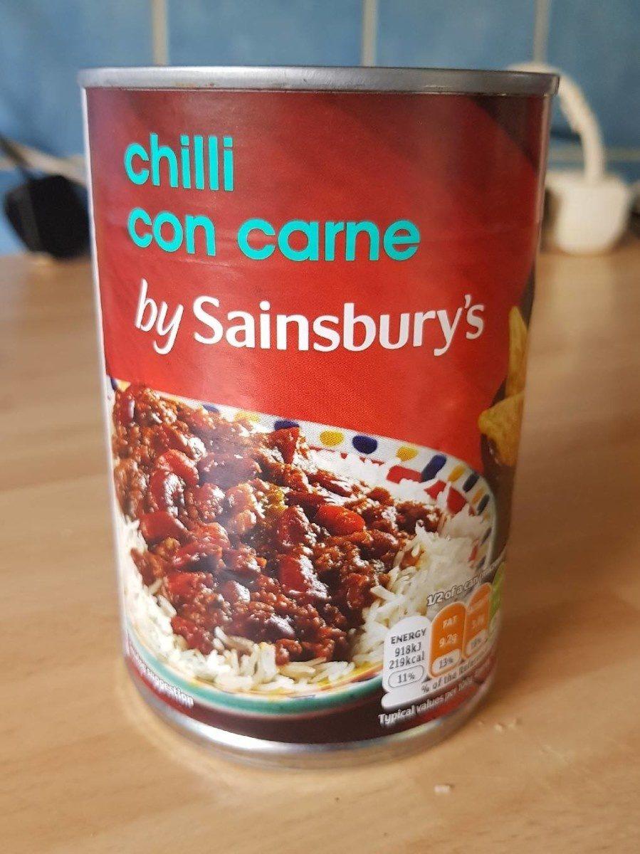 Chili con carne - Produit