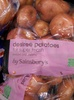 Desiree potatoes - Product