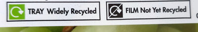 Mixed seedless grapes - Recycling instructions and/or packaging information - en