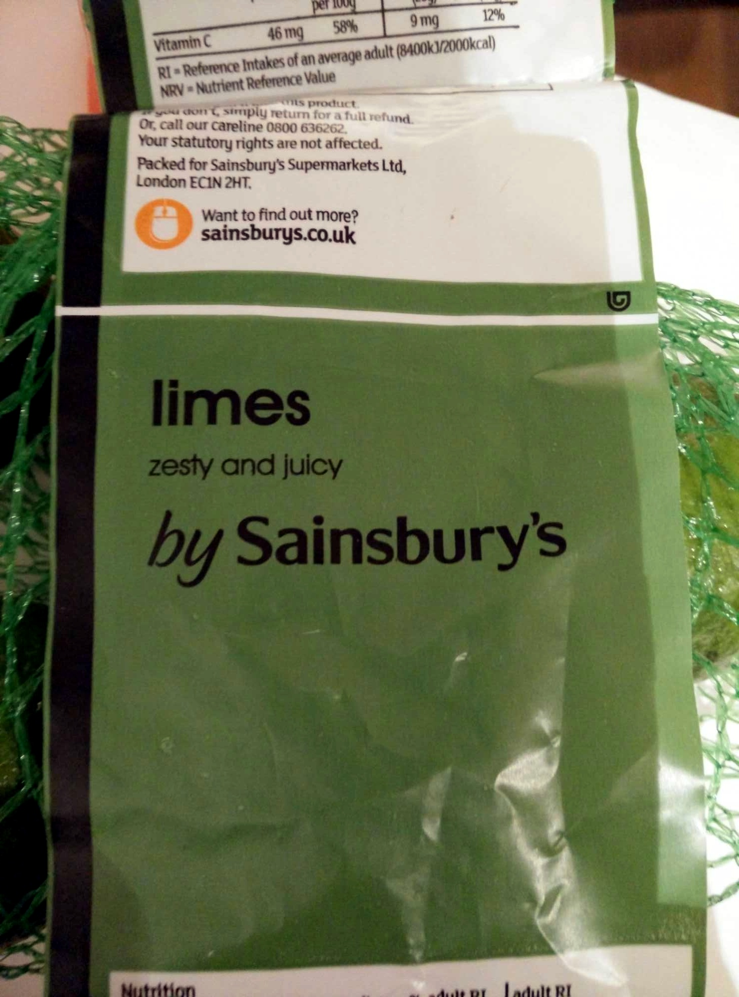 limes - Product - en