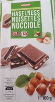 haselnuss noisettes nocciole - Produit