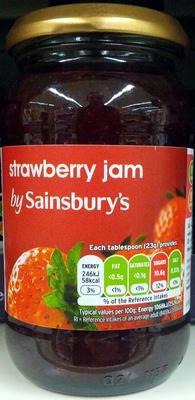 Strawberry Jam - Produit - en