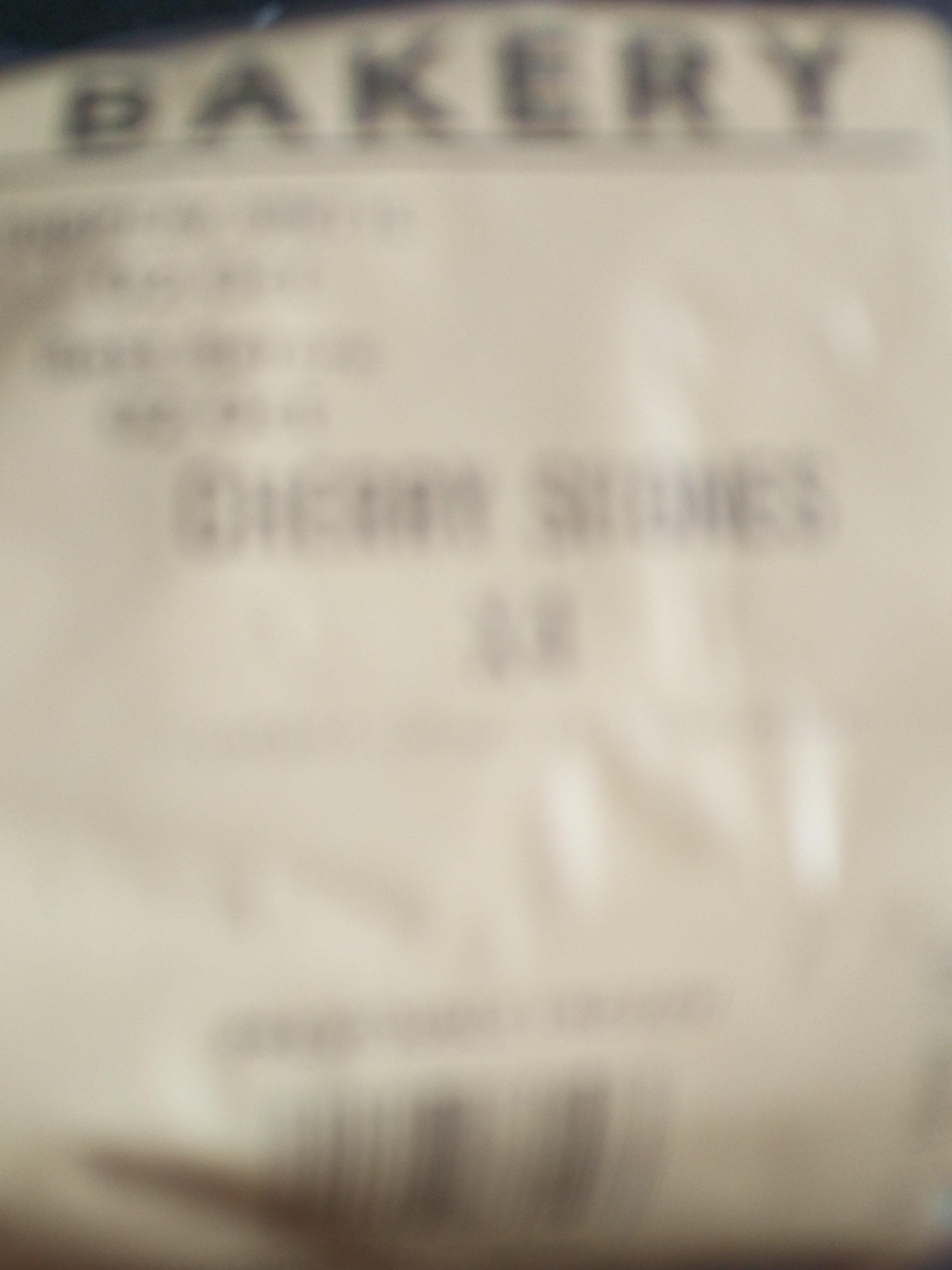 Cherry Scones - Product - en