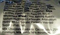Lovett's - Ingredients - en