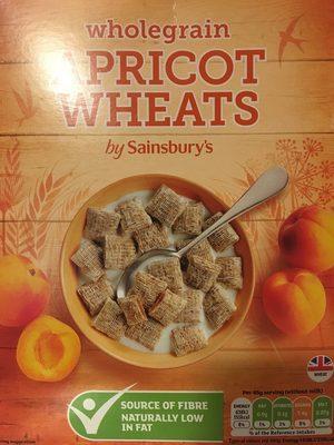 Wholegrain Apricot Wheats - Product