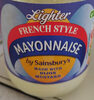 French Style Mayonnaise - Product
